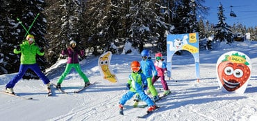 "Asilo neve e Parco per bambini ""Kinderland Re Laurino"""