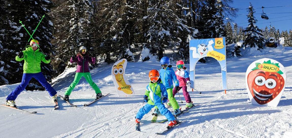 Snow Kid's park King Laurin