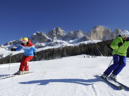 Highlight: Free Skiing on the Moseralm