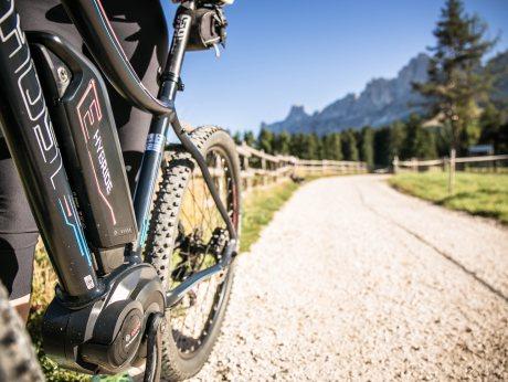 Giornate avventurose con l'E-Bike (Domenica - Giovedì)