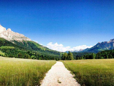 Le Dolomiti – una montagna di avventure
