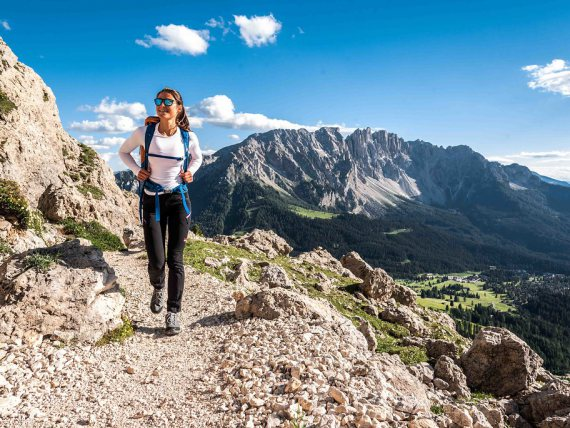 Settimane escursionistiche di Re Laurino