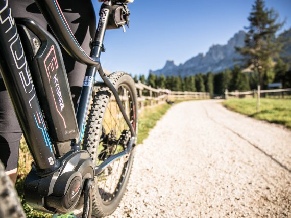 Adventurous E-Bike-days (Sunday to Thursday)