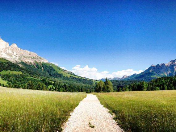 Glanzvolles Bergerlebnis in den Dolomiten
